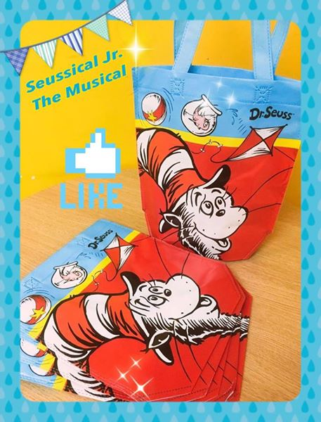Seussical Cat in the Bag Campaign